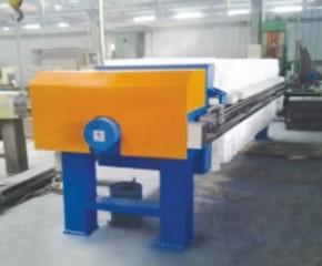 KL-BX板框式(污泥)压滤机