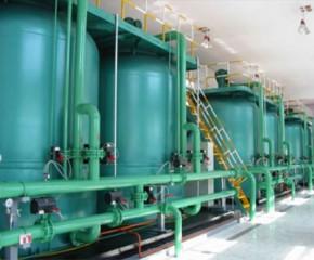 电镀污水处理工程