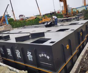杭州飞机场发货污水处理设备