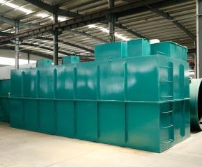 MBR 膜一体化污水处理设备