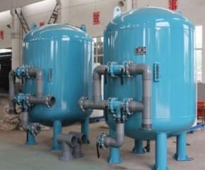 KL-GL活性炭石英砂过滤机