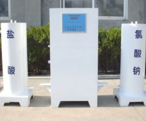 KL-XD二氧化氯发生器