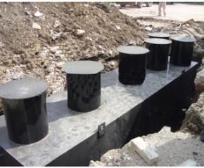 地理式食品污水处理设备