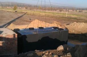 地埋式污水处理设备的工作原理
