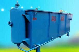 KL-PF平流式 溶气气浮机的应用